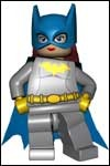 Play as Batgirl in the LEGO Batman game!