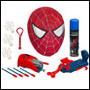 Spider-Man Mask and Web Blaster.