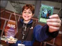 Austin Kulman, 2006 Yu-Gi-Oh! Card Game National Champion