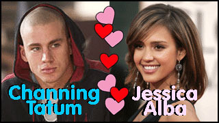 Jessica Alba and Channing Tatum would make one hot couple!