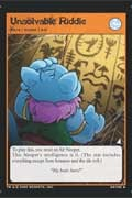 The Neopets card game has curse cards you can collect in the Lost Desert expansion set!