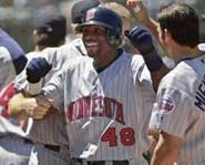 The Minnesota Twins won the American League's Central Division in 2002.