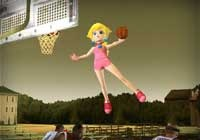 Electronic Arts and Nintendo team up with the NBA to bring Mario, Luigi and Princess Peach to NBA Street V3 for the Nintendo Gamecube!