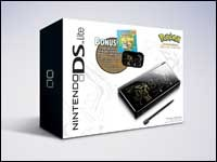 Get the Nintendo DS Limited Edition Pokemon Pack on August 17!