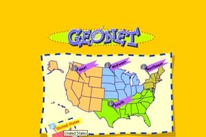 Test your United States Geography knowledge with this U.S. trivia game.