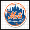 Logo of New York Mets.