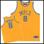 Minneapolis Lakers Jersey