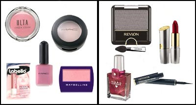 Which of these fall 2003 cosmetic looks do you like best?