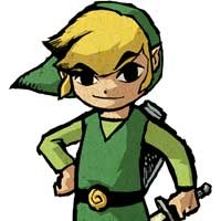 Nintendo's Link from The Legend of Zelda series has fought monsters for years on the Nintendo, SNES, N64 and Gamecube!
