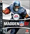 Madden NFL 07 - PS3 Video Game