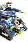 LEGO EXO-FORCE: Deep Jungle 8118 Hybrid Rescue Tank