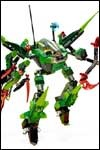 LEGO EXO-FORCE: Deep Jungle 8114 Chameleon Hunter