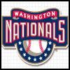 Logo of the Washington Nationals.