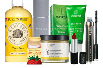 We Love Organic Beauty Products!