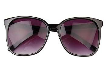 Large sunglasses from GarageClothing.com, $5
