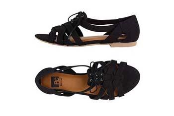 BC SOS Oxford sandal from Delias.com, $44