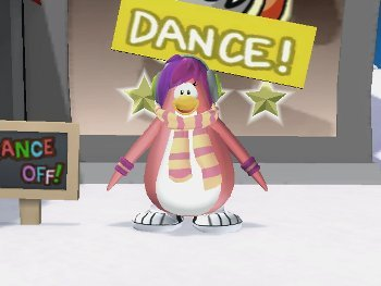 Club Penguin Game Day Cadence