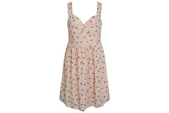 Flowered Sunday dress from Forever21.com, $24.80