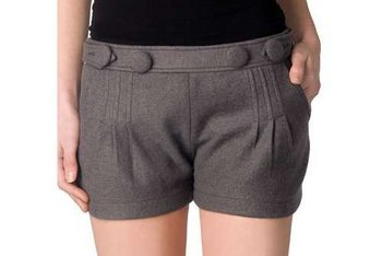 Cropped Shorts For Fall