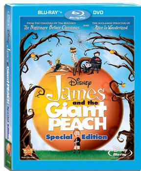 Courtesy of Disney Blu-ray