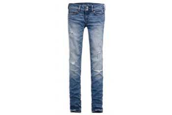 Super skinny jeans from AmericanEagle.com, $44.50