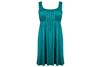 Ruched bust knit dress from Forever21.com, $19.80