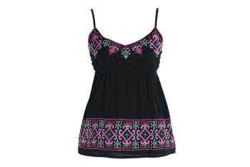 Lydia cross stitch cami from Delias.com, $34.50