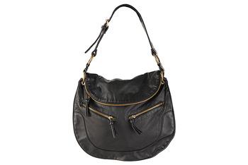 Flap down hobo bag from Forever21.com, $30.80