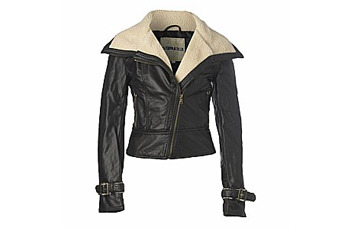 Aviator jacket from NewLook.com, $30