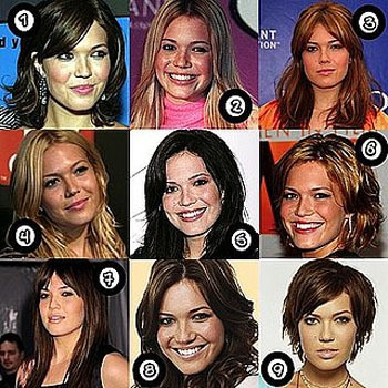 Mandy Moore's Ever-Changing Hairstyles