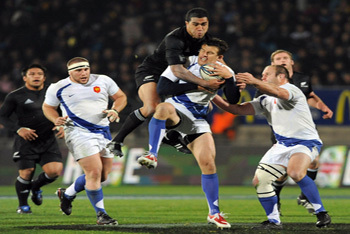 Courtesy of the Rugby World Cup