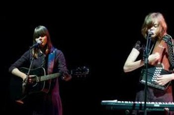 The Soderburg Sisters on Tour