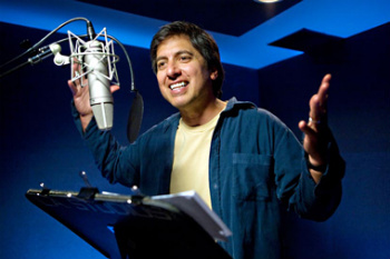 Comedian Ray Romano provides the voice for Manny