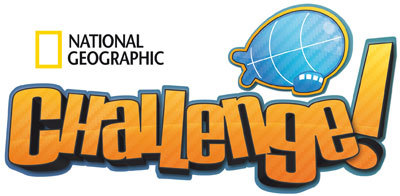 National Geographic Challenge Video Game