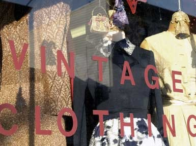 Research the best vintage and thrift stores in your city!