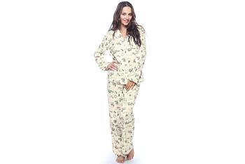 Paris Pajama set, $18.80, at Forever21.com