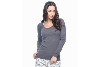 Grey cotton shirt, $6.80, At Forever21.com