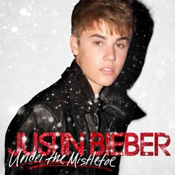 Under the Mistletoe is a Justin's latest Christmas album