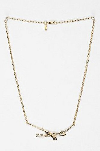 Erika Klein Drip Necklace from Urban Outfitters, $76