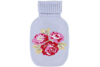 Cath Kidston Hot Water Bottle Cover, cathkidston.com