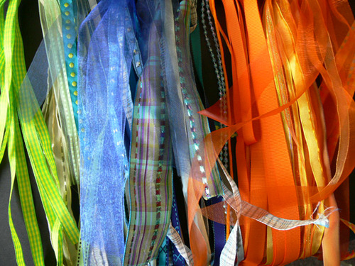 Mix and match ribbons!
