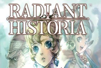 Radiant Historia - Courtesy Atlus
