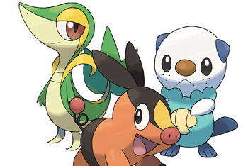 Pokemon Black and White, Dreamcast Collection, and Rift Previews