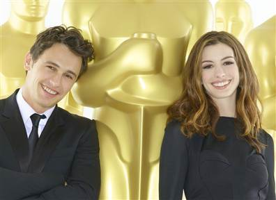 James Franco and Anne Hathaway Host the 83rd Annual Academy Awards