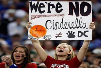 NCAA Final Four Cinderella Fan