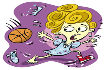 Cinderella vs Basketball