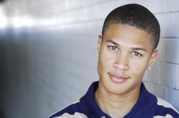 Najee De-Tiege - Blue By You: The New Blue Ranger!