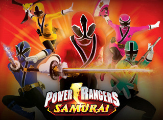Are you Ready! New Power Rangers!