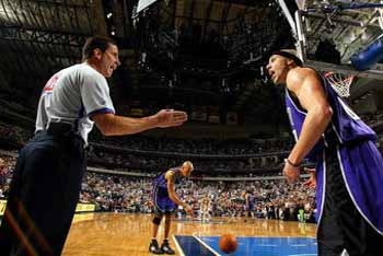 Tim Donaghy fixing the game