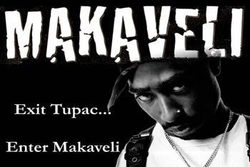 Makaveli named after philosopher